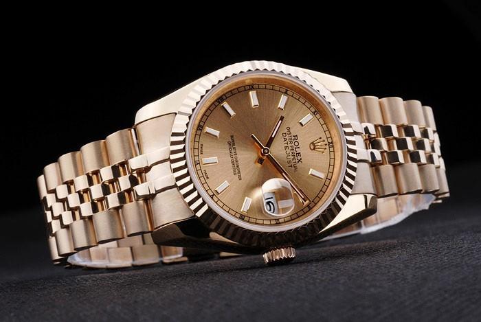 Rolex Datejust meilleure qualité Replique Montre 4786