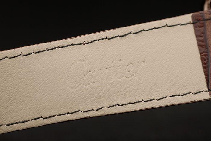 Cartier répliques suisse Santos Réservoir Pasha Seatimer