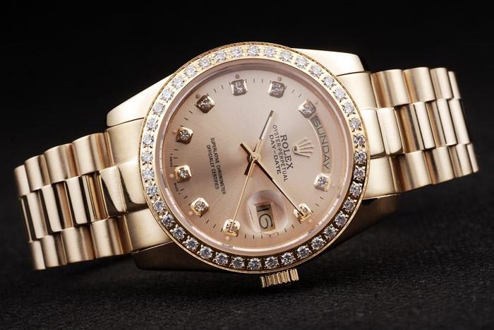 Rolex Day-Date Meilleure Qualité Replique Montre 4795