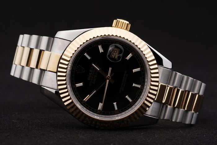 Rolex Datejust meilleure qualité Replique Montre 4766
