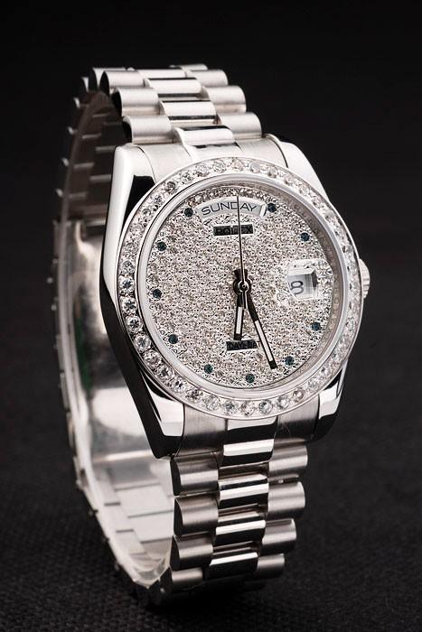 Rolex Day-Date Meilleure Qualité Replique Montre 4801