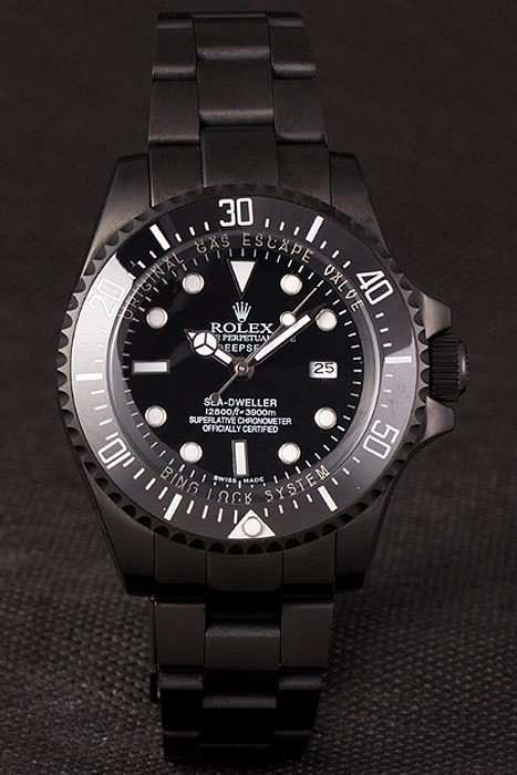 Rolex Sea Dweller Jacques Piccard Special Edition-rl246